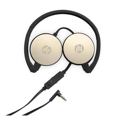 Ακουστικά HP 2800 Silk Χρυσά HP2AP94AA