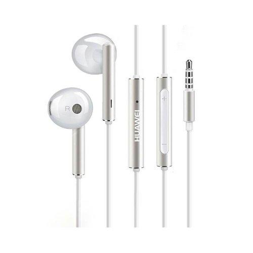 Ακουστικά HUAWEI AM116 Μεταλικά Λευκά HUAAM116W - 2