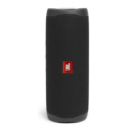 Ηχείο Φορητό JBL Flip5 Portable Bluetooth Speaker Μαύρο (JBLFLIP5BLK)