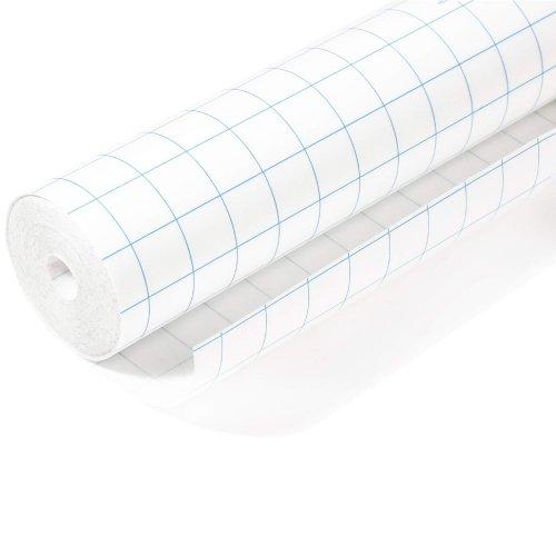 Κάλυμμα Βιβλίων PVC Foska Ρολό 45cm x 20m x 0.8mm - 1