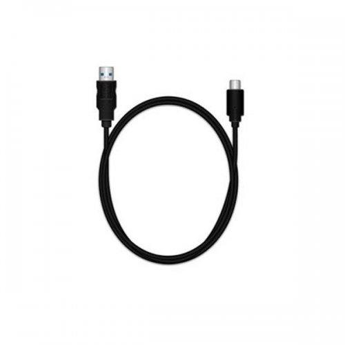 Καλώδιο Φόρτισης & Συγχρονισμού MediaRange USB 3.1 Type-C to Type-A 1.2M Μαύρο (MRCS160)