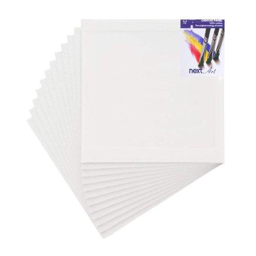 Καρτολίνο Ζωγραφικής Next Art 25570 40x50cm - 1