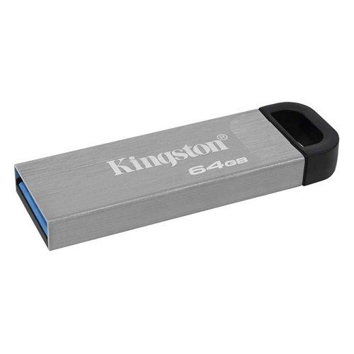 USB 3.2 Gen 1 Kingston DataTraveler Kyson 64GB (DTKN/64GB) (KINDTKN/64GB)