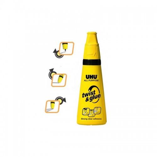 Κόλλα UHU Twist & Glue 35ml