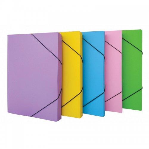 Κουτί Με Λάστιχο UniPap Σε 5 Χρώματα (25x35cm)