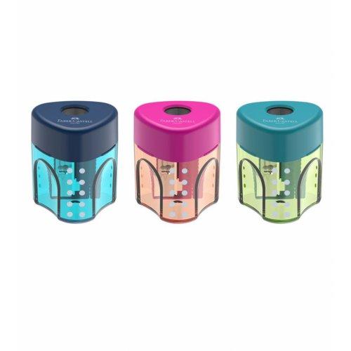 Ξύστρα Faber-Castell Grip Auto Mini