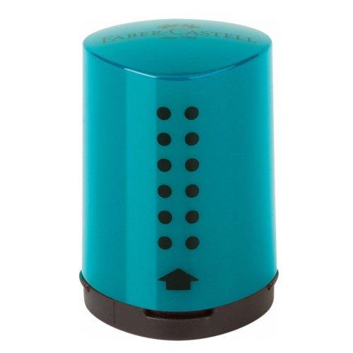 Ξύστρα Faber-Castell Grip Mini Γαλάζιο