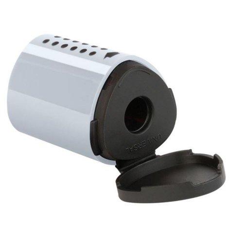 Ξύστρα Faber-Castell Grip Mini Ασημί - 2