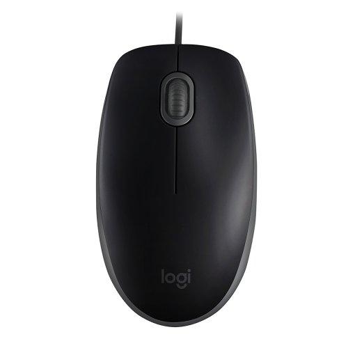 Ποντίκι Αθόρυβο Logitech B110 (910-005508) (LOGB110)