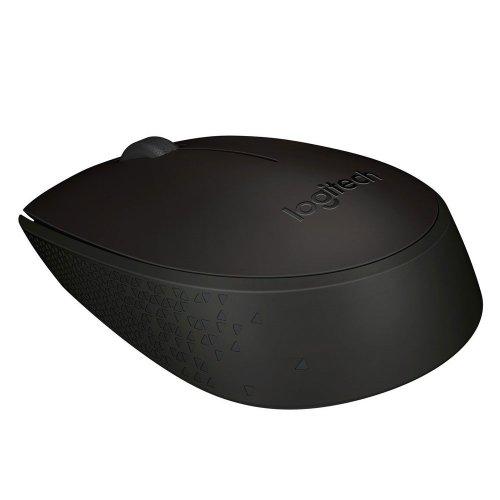 Ποντίκι Οπτικό Ασύρματο Logitech B170 Μάυρο (LOGB170BLK) - 1