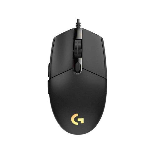 Ποντίκι Gaming Logitech G102 Lightsync Μαύρο (910-005823) (LOGG102LS) - 2