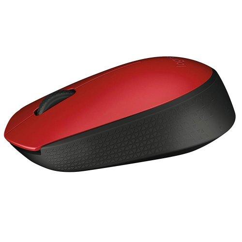 Ποντίκι Ασύρματο Logitech M171 Κόκκινο (910-004641) (LOGM171RED) - 4