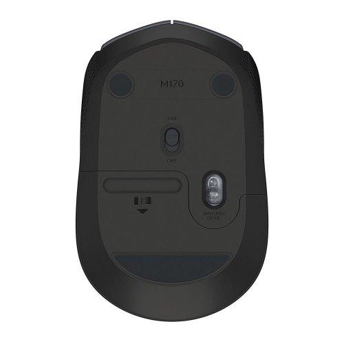 Ποντίκι Ασύρματο Logitech M171 Κόκκινο (910-004641) (LOGM171RED) - 3