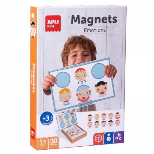 Μαγνητικό Κουτί Emotions Apli Kids 14803