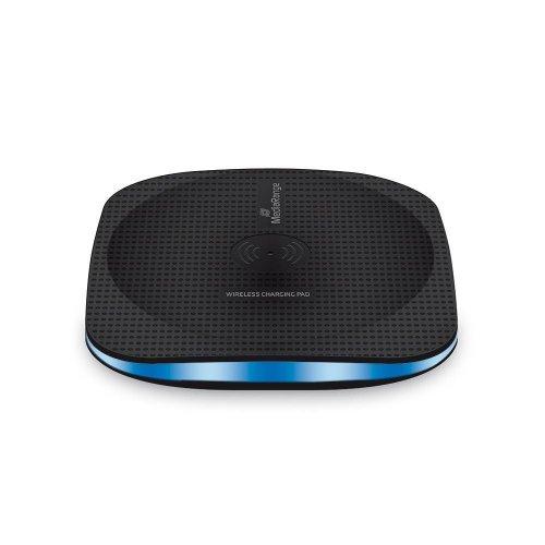 Φορτιστής Ασύρματος για Smartphones MediaRange Wireless Charging Pad Μαύρος (MRMA110) - 1