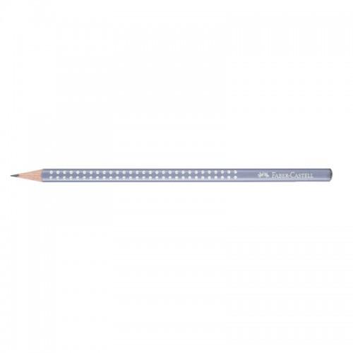Μολύβι Ξύλινο Faber Castell Sparkle II Γκρι-Μωβ