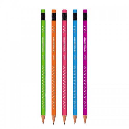 Μολύβι Ξύλινο S-Cool The Shining Stars Σε Διάφορα Χρώματα