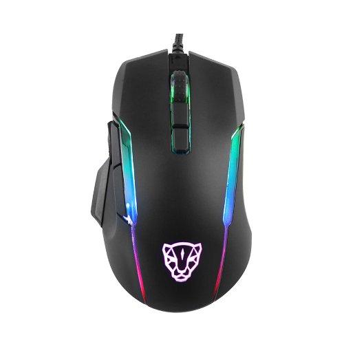 Ποντίκι Gaming Ενσύρματο Motospeed V90 Μαύρο MT00167