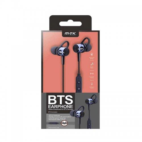Moveteck CT700 In-ear Ακουστικά με Βύσμα 3.5mm Μαύρο - 2