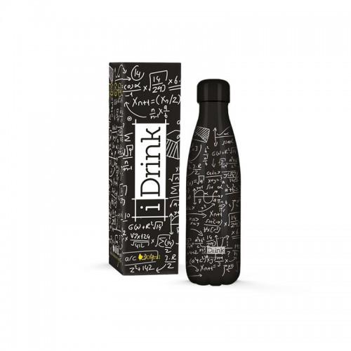 Μπουκάλι iDrink Glow In The Dark Με Αριθμούς 500ml - 1