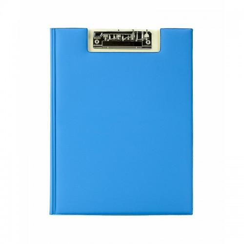 Ντοσιέ Σεμιναρίου με Πιάστρα Α4 Metron Γαλάζιο - 1