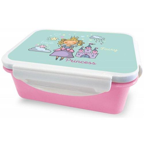 Παιδικό Δοχείο Φαγητού iDrink Με Σχέδιο Πριγκίπισσα 2006