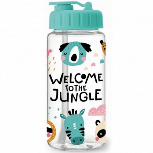 Παιδικό Μπουκάλι iDrink Kids Ζούγκλα 400ml 2104 - 1