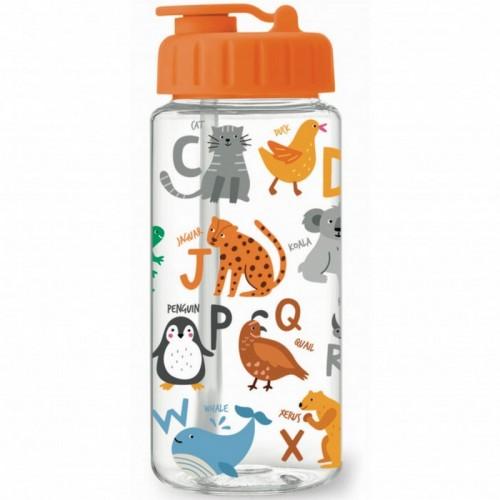 Παιδικό Μπουκάλι iDrink Kids Ζωάκια 400ml 2101 - 1