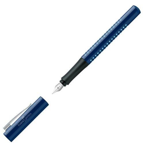 Πένα Γραφής Faber-Castell Grip 2010 Fountain pen Blue-Light blue