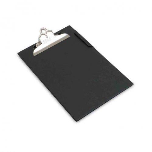 Πιάστρα Rapesco Heavy Duty Clipboard Foolscap A4 Μαύρο