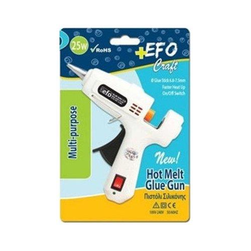 Πιστόλι Σιλικόνης +EFO Craft FULL SIZE - 1