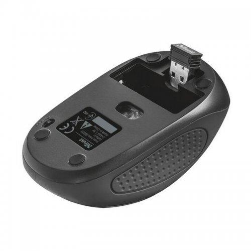 Ποντίκι Ασύρματο Trust Primo Μαύρο 20322-09 - 4