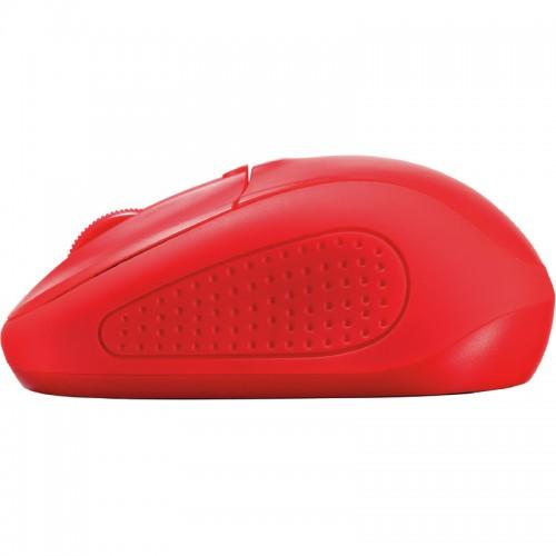 Ποντίκι Ασύρματο Trust Primo Κόκκινο 2078709 - 3