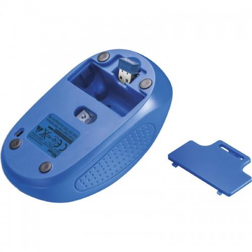 Ποντίκι Ασύρματο Trust Primo Μπλε 2078609 - 4