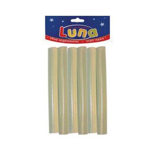 Ράβδοι Σιλικόνης Luna 6 x 11mm