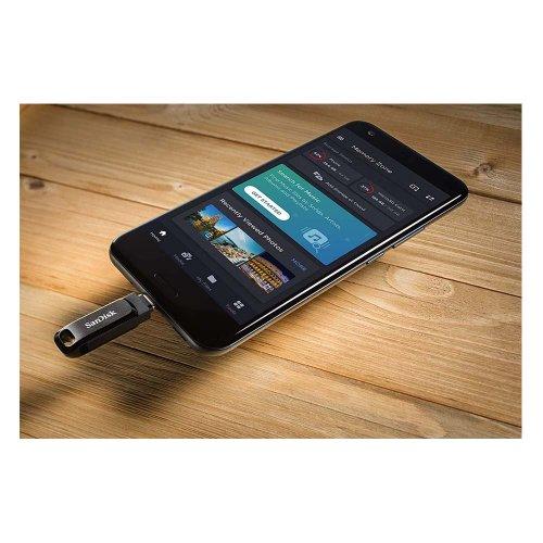SanDisk Ultra Dual Drive Go USB 3.1 Type-C 64GB (SDDDC3-064G-G46) (SANSDDDC3-064G-G46) - 5