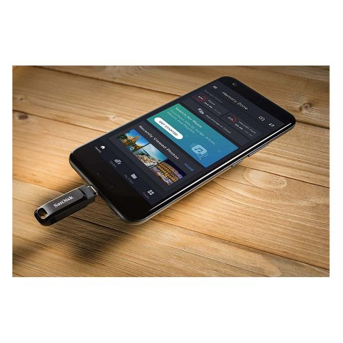 SanDisk Ultra Dual Drive Go USB 3.1 Type-C 128GB (SDDDC3-128G-G46) (SANSDDDC3-128G-G46) - 5