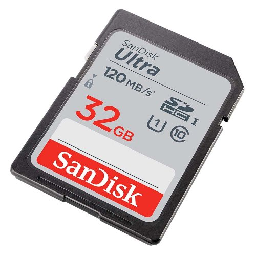 Κάρτα Μνήμης Sandisk Ultra® SDHC & SDXC UHS-I 32GB (SDSDUN4-032G-GN6IN) (SANSDSDUN4-032G-GN6IN)