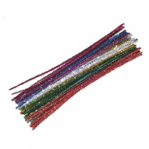 Σύρματα Πίπας Junior Art School Διάφορα Χρώματα 137482 - 2