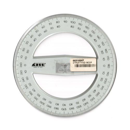 Στρογγυλό Μοιρογνωμόνιο MASS 360ᵒ