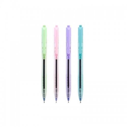 Στυλό Deli Arrow Ball Point Q03236 Σε Διάφορα Χρώματα - 1