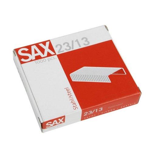 Σύρματα Συρραπτικών SAX 23-13 1000pcs - 1