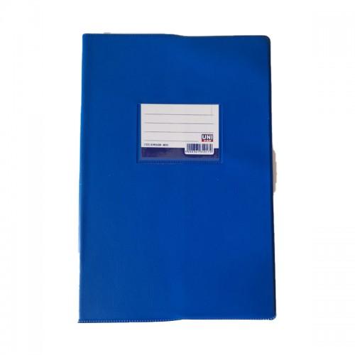 Σχολικό Τετράδιο Uni Pap Μπλε B5 (50Φ)