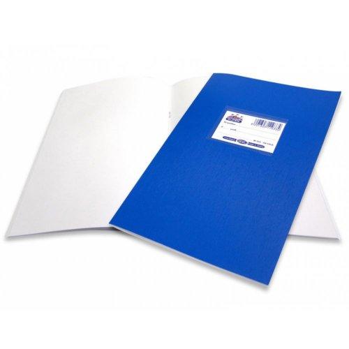 Τετράδιο Skag Super Διεθνές Λευκό Φύλλο 50φ Μπλε