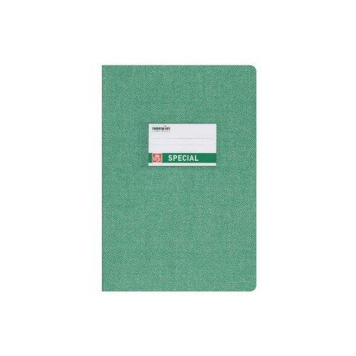 Τετράδιο TypoTrust Special Jeans Ριγέ Πράσινο Β5 (50Φ) - 1