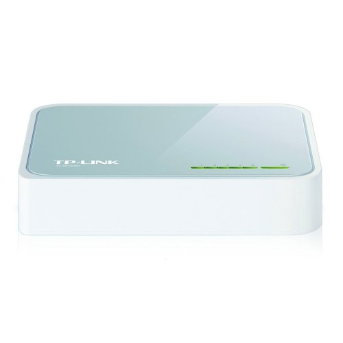 Switch TP-LINK V12 10/100 Mbps 5 Ports (TL-SF1005D) (TPTL-SF1005D) - 2