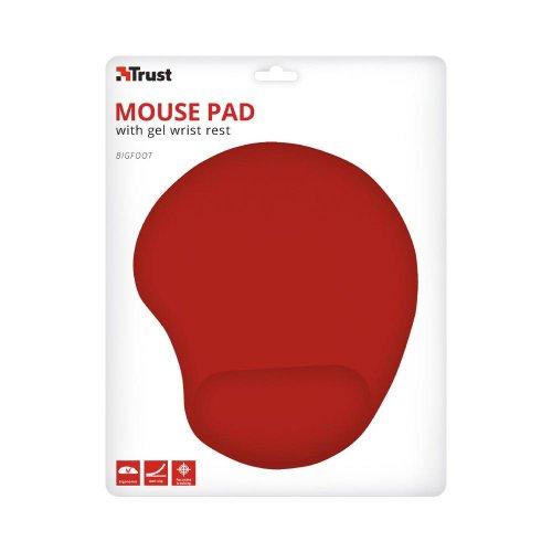 Mousepad Trust BigFoot Κόκκινο (20429) (TRS20429) - 4