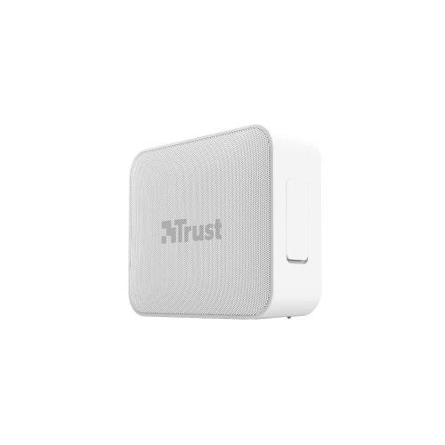 Ηχείο Ασύρματο Trust Zowy Compact Bluetooth Wireless Speaker Λευκό (23779) (TRS23779)
