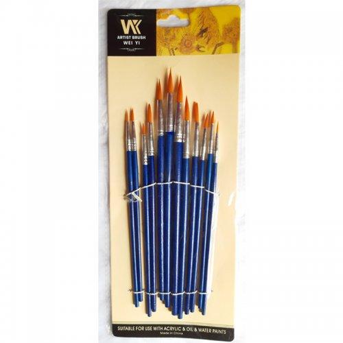 Πινέλα Ζωγραφικής WEI YI VK Artist Brushes 12950