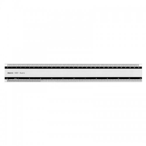 Χάρακας Aristo Μεταλλικός 15031 30cm